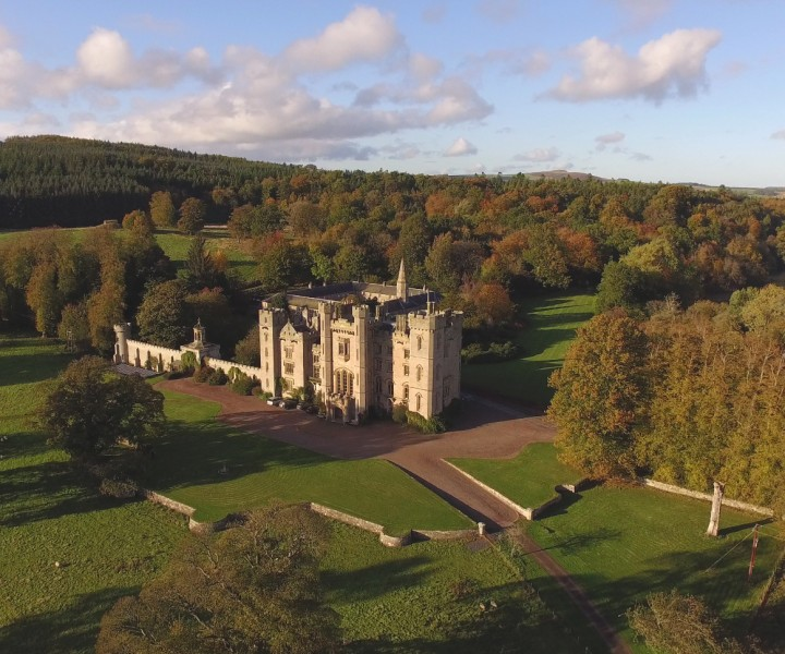 The Gem Of The Scottish Borders Duns Castle Amp Grounds