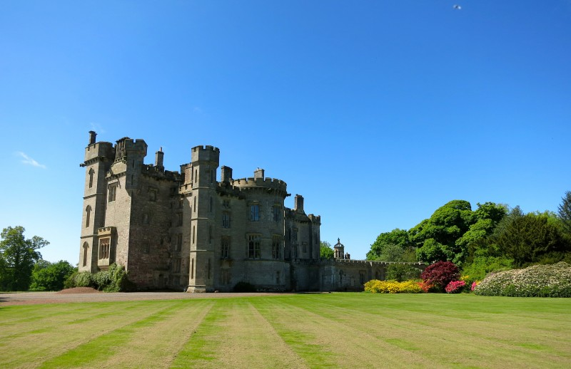 The Gem Of The Scottish Borders Duns Castle Grounds