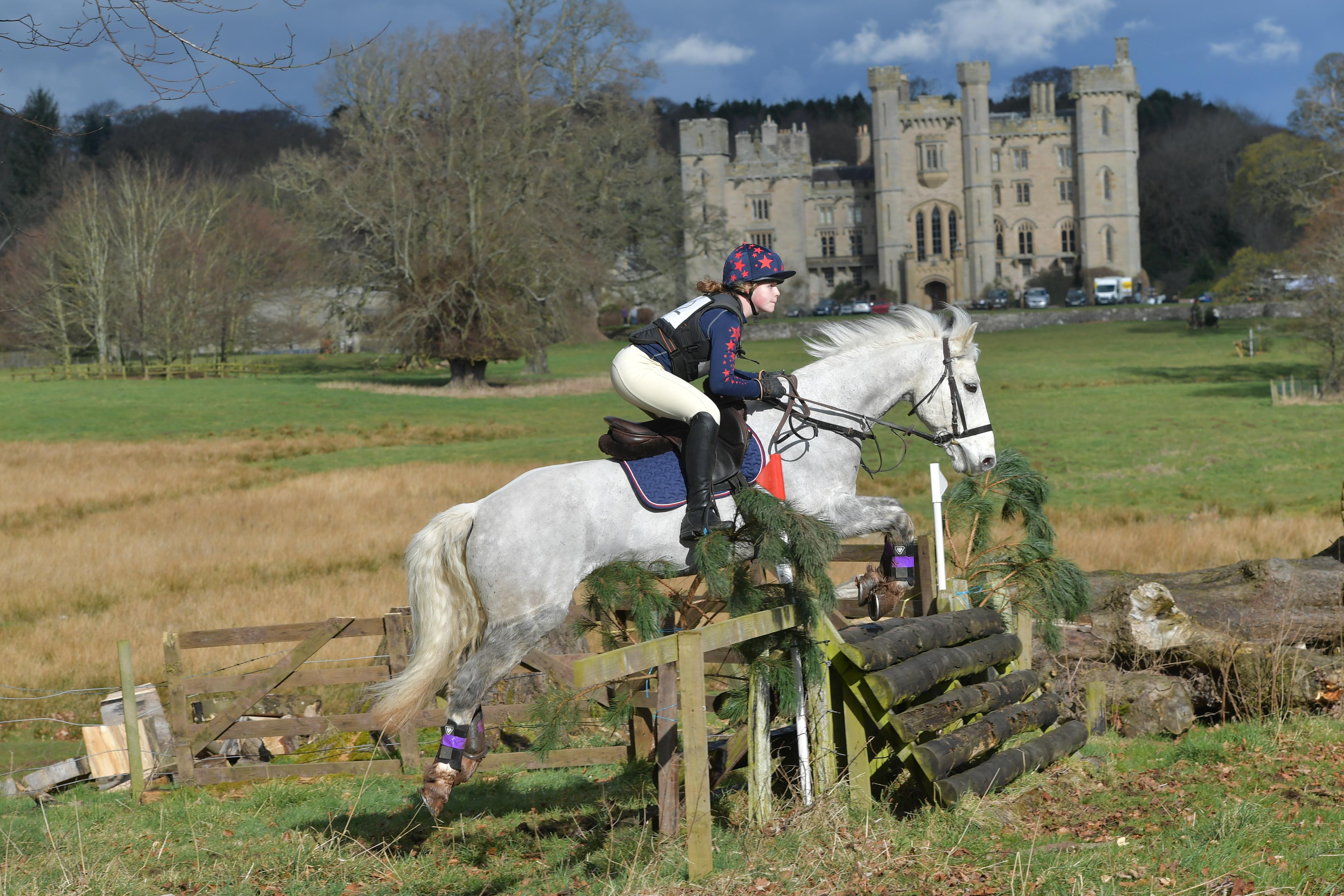 Duns Castle Estate hosts the 2017 Berwickshire Hunter Trials